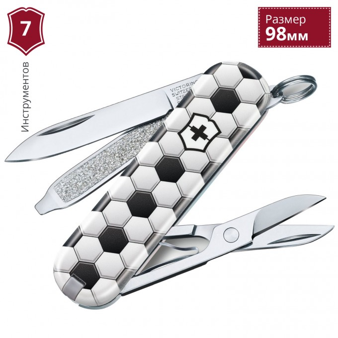 Нож VICTORINOX WORLD OF SOCCER 0.6223.L2007